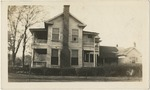Mc. Dermott House (side) by Horry County Historical Society