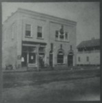 The Scarborough Building by Horry County Historical Society
