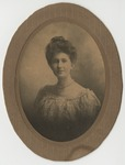 Mrs. A.W. Barrett of Barrett's Hardware Store family. by Horry County Historical Society