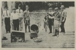 A Day's Catch on the Waccamaw, in 1921. by Horry County Historical Society