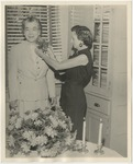 LeeHard Bryan and Louise Stone in 1954 by Horry County Historical Society
