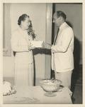 LeeHard Bryan, E.M. Singleton in 1954 by Horry County Historical Society
