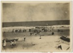 A Morning Dip in Myrtle Beach, S.C. by Horry County Historical Society