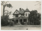 Home of Mrs. Frances Coles Burroughs by Horry County Historical Society