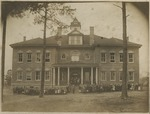 Burroughs School Building by Horry County Historical Society