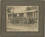 The Hut Bible Class 1920 by Horry County Historical Society