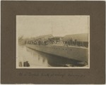M. S. Torpedo Boat at Wharf - Conway, S.C. (1916) by Horry County Historical Society