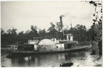F. G. Burroughs's sidewheel steamboat by Horry County Historical Society