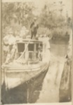 """Ice cream party aboard the """"Lillian L"""" by Horry County Historical Society"""