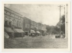 Early photo of Main Street, Conway, S.C.. by Horry County Historical Society