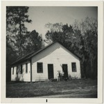 At Spring Methodist Church by Horry County Historical Society