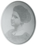Unidentified woman wearing her hair up by Horry County Historical Society
