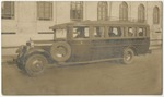 The first bus between Conway and Marion by Horry County Historical Society