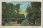 Cars Parked at Platt's Park by Horry County Historical Society