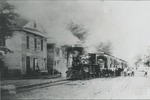 East side of Main Street Conway, S.C. by Horry County Historical Society