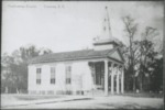 Kingston Presbyterian Church located in Conway, S.C. by Horry County Historical Society