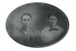 William Henry King and Frances Ella Causey King by Horry County Historical Society