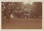 The Tilghman Home at Fort Randall by Horry County Historical Society