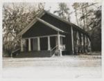 Hebron Church in Bucksville, S.C. by Horry County Historical Society