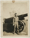 Charles K. Epps at The Citadel on January 14, 1928 by Horry County Historical Society