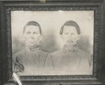 Capt. Moses F. Sarvis and Lt. Joseph Sarvis by Horry County Historical Society