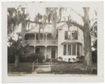 Previous home of Col. Quattlebaum. by Horry County Historical Society