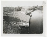 Waccamaw River and Burroughs Warehouse by Horry County Historical Society