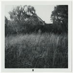 A home taken over by the underbrush. by Horry County Historical Society