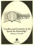 1999 Celebration of Inquiry Program by Coastal Carolina University