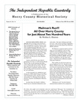 Independent Republic Quarterly, 2007, Vol. 41, No. 1-4 by Horry County Historical Society