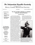 Independent Republic Quarterly, 2008, Vol. 42, No. 1-4 by Horry County Historical Society