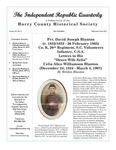 Independent Republic Quarterly, 2011, Vol. 45, No. 4 by Horry County Historical Society
