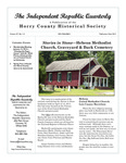 Independent Republic Quarterly, 2013, Vol. 47, No. 1-2 by Horry County Historical Society