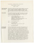 Coastal Carolina College Mid-Week Memo, 1978-08-30