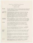 Coastal Carolina College Mid-Week Memo, 1978-10-25 by USC Coastal Carolina College and Coastal Carolina University