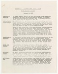 Coastal Carolina College Mid-Week Memo, 1979-02-14 by USC Coastal Carolina College and Coastal Carolina University