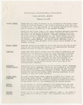 Coastal Carolina College Mid-Week Memo, 1979-02-21 by USC Coastal Carolina College and Coastal Carolina University