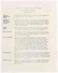 Coastal Carolina College Mid-Week Memo, 1979-03-21 by USC Coastal Carolina College and Coastal Carolina University