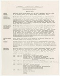 Coastal Carolina College Mid-Week Memo, 1979-04-04 by USC Coastal Carolina College and Coastal Carolina University
