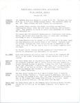 Coastal Carolina College Mid-Week Memo, 1978-01-25