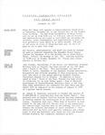 Coastal Carolina College Mid-Week Memo, 1977-11-16