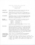 Coastal Carolina College Mid-Week Memo, 1977-10-05
