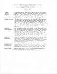 Coastal Carolina College Mid-Week Memo, 1977-07-06