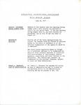 Coastal Carolina College Mid-Week Memo, 1977-06-15