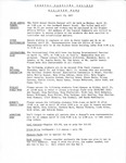 Coastal Carolina College Mid-Week Memo, 1977-04-13