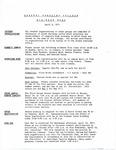 Coastal Carolina College Mid-Week Memo, 1977-04-05