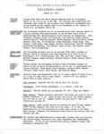 Coastal Carolina College Mid-Week Memo, 1977-03-23