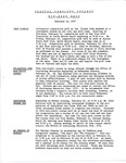 Coastal Carolina College Mid-Week Memo, 1977-02-16