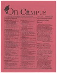 On Campus, January 27, 1992