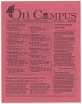 On Campus, July 13, 1992